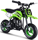 Superrio Gas Powered 50cc Kids Dirt Bike, Mini Kids Motorcycle, Kids Pit Bike,...