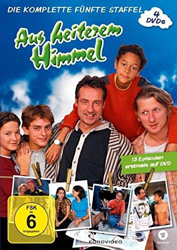 Aus heiterem Himmel - Staffel 5 (4 DVDs)