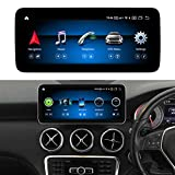 Koason 1920HD Android 10.3 pulgadas pantalla Monitor actualización reproductor multimedia GPS sistema de navegación Autoradio para W176 C117 X117 X156 Mercedes Benz una clase CLA GLA 2012-2015 NTG4.5