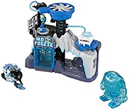 Imaginext DC Super Friends Exclusive Mr. Freeze Headquarters Gift Set by Imaginext