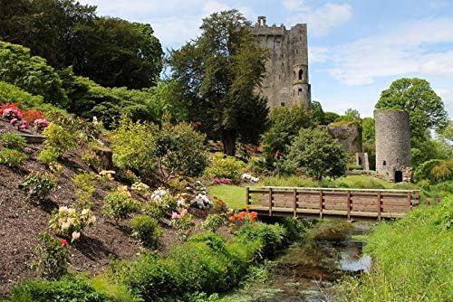 supreme Luxury Ireland Blarney Castle Park and Bridge Photography A-92061 920