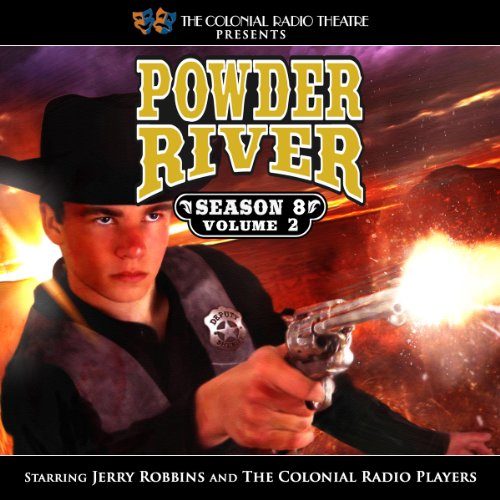 Powder River - Season 8, Volume 2 audiobook cover art