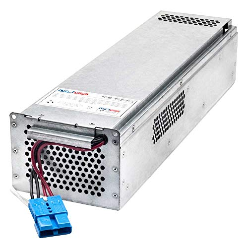 APC Smart UPS 1500VA SUA1500 UPSBatteryCenter Compatible Replacement Battery Pack