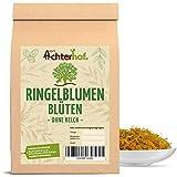 BIO Ringelblumenblüten | 500 g | ohne Kelch | Ringelblumentee vom-Achterhof Tee Kräuter