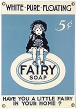 Fairy Soap Retro Advertisement Porcelain Sign