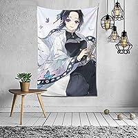 鬼滅の刃 タペストリー おしゃれ 大判 アートプリント 多機能壁掛け ホーム装飾壁掛け インテリア 装飾用品 アニメ プレゼント 152×102cm