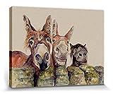 1art1 Esel - Johnny, Freckles & Halfpint, Jane Bannon