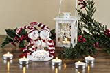 Darice Unscented Tea Lights 50/Pkg-White