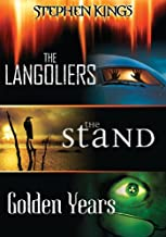 Stephen King Gift Set: (The Langoliers / The Stand / Golden Years)