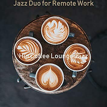 Jazz Duo for Remote Work