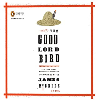 The Good Lord Bird cover art