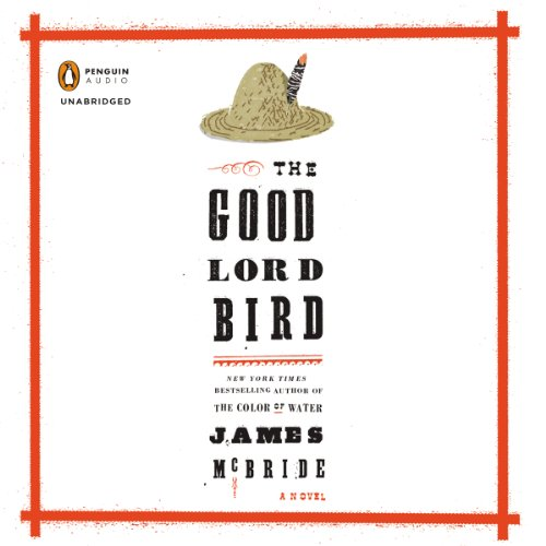 The Good Lord Bird audiobook cover art