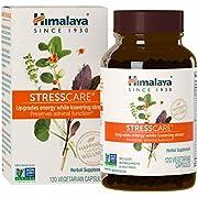 Himalaya StressCare with Ashwagandha & Gotukola for Natural Stress Relief, 120 Capsules, 1 Month Supply