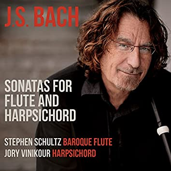 J.S. Bach: Sonatas for Flute & Harpsichord