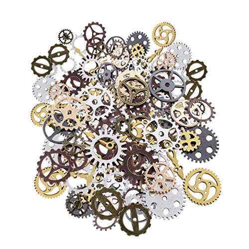 engranaje reloj antiguo