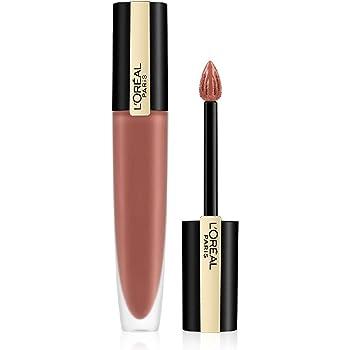 L'Oréal Paris Rouge Signature, Rossetto Liquido a Lunga Tenuta, Effetto Matte, Colore: I explore (116)