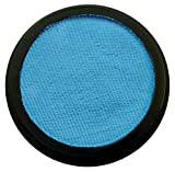 Eulenspiegel 183779 - Profi-Aqua Make-up Schminke - Hellblau - 20 ml / 30g