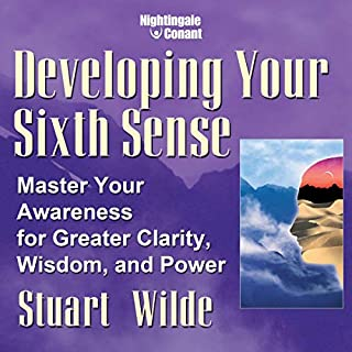 Developing Your Sixth Sense audiobook cover art