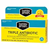 Berkley Jensen Triple Antibiotic Ointment, 2 pk./1 oz. (Pack of 6)