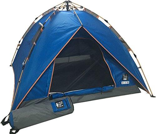 OLPro Pop-Zelt 2 Personen blau