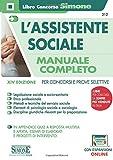 L'Assistente Sociale - Manuale Completo...
