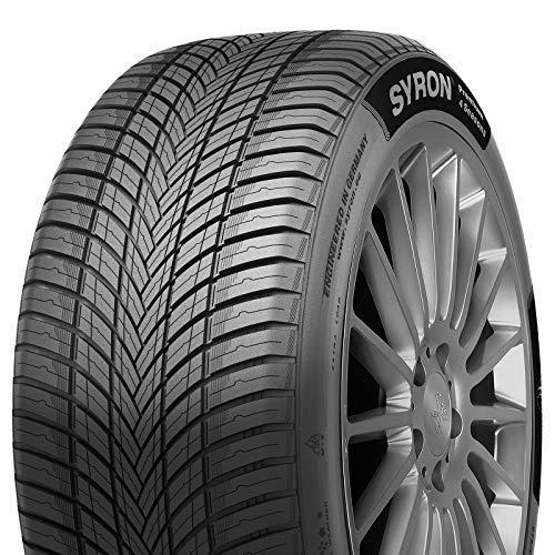 Syron Tires PREMIUM 4 SEASONS XL 225/35 R19 88W - C/B/72dB Ganzjahresreifen (PKW)