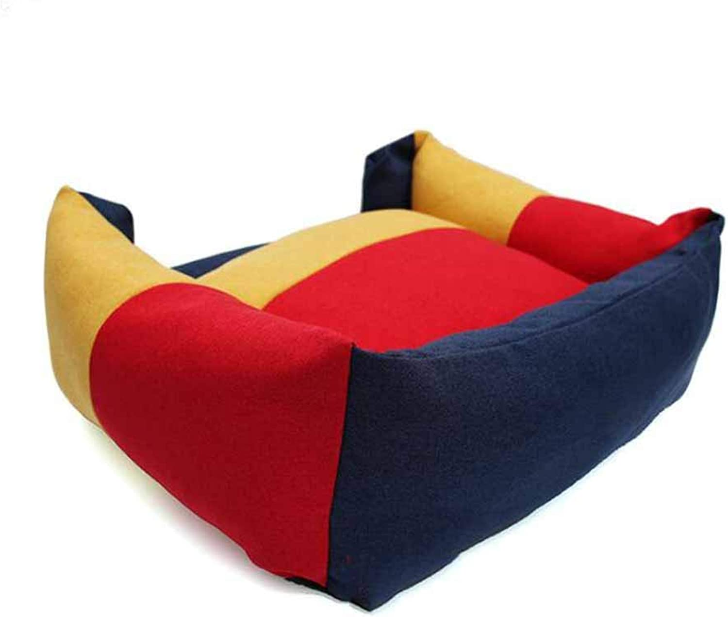 Gperw Pet Sofa Bed Fully Removable And Washable Four Seasons Universal Pet Nest Cat Dog Mat Large Dog Bed Non Slip Cushion Pad