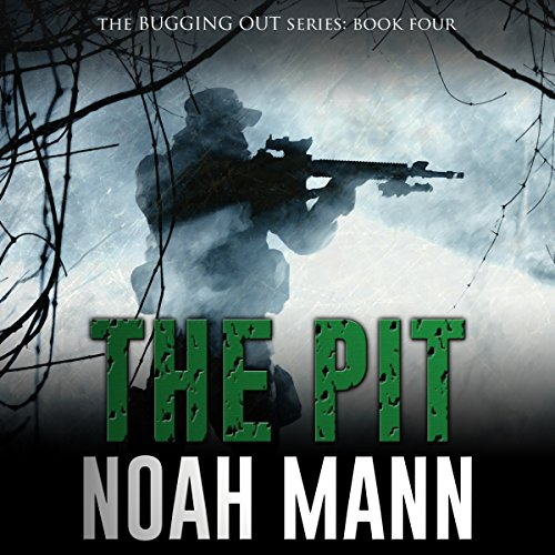 The Pit audiobook cover art