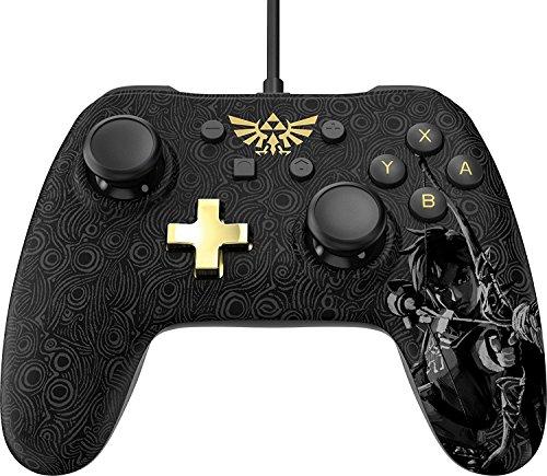 Wired Controller Plus for Nintendo Switch - ゼルダの伝説 ブレス オブ ザ ワイルド - [並行輸入品]