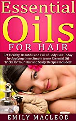 Learn how to use essential oils for healthier, more beautiful hair with this e-book.