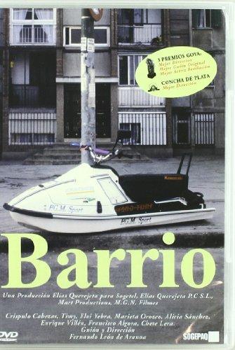 Barrio [DVD]