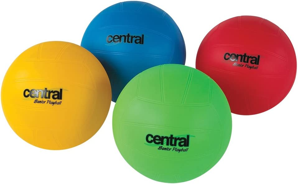 Central Limited time trial price Multi Sports All items in the store Playball Pack of 2