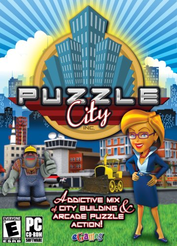 Puzzle City - PC [video game]
