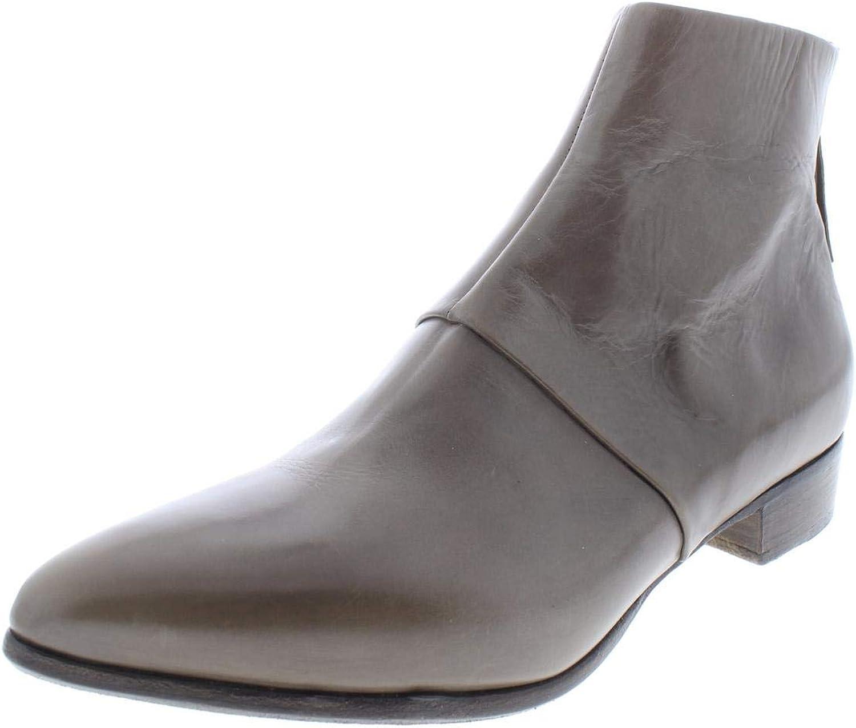 Alberto Fermani Womens Bellina Leather Mid-Top Dress Boots