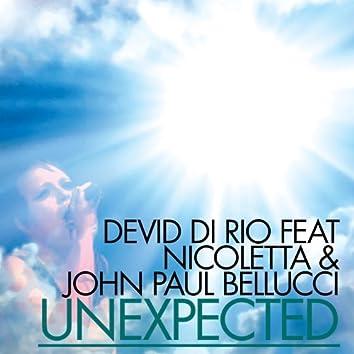 Unexpected (feat. Nicoletta, John Paul Bellucci)