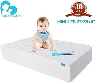 baby mattress size