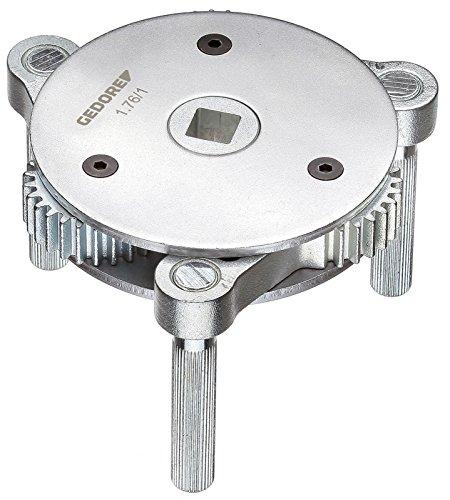 Gedore 1523651 Llave para filtros de 3 patas 95-165 mm