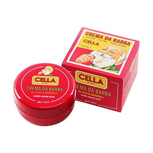 Cella Milano Crema da Rasatura Extra Cremosa - 1 pezzo