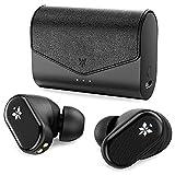 AXLOIE Kopfhörer kabellos - Wireless Bluetooth Kopfhörer, ANC aktive 30dB Geräuschunterdrückung, Bluetooth 5.2, 4 Mics, 40 Std. Laufzeit, Wasserdicht,Touch-Steuerung für Sport, Fitness, Tanzen, Boxen