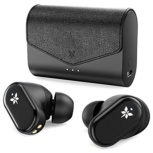 AXLOIE Cuffie Wireless Auricolari Bluetooth 5.2 True Wireless Auricolare In-Ear con Cancellazione Rumore a 4 Mic, Ricarica Veloce USB-C, 40 Ore di Ascolto, Modalità Mono Stereo