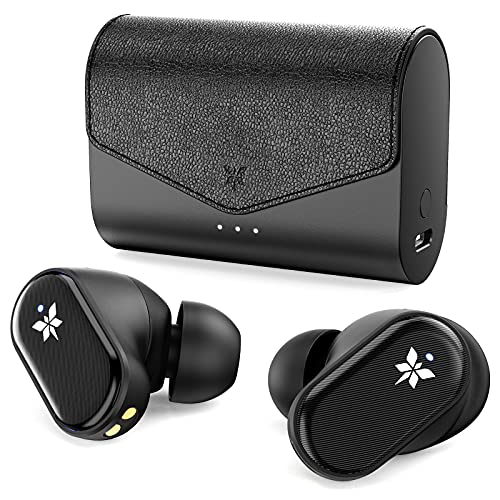 AXLOIE Cuffie Wireless Auricolari Bluetooth 5.2 True Wireless Auricolare In-Ear con Cancellazione Rumore a 4 Mic, Ricarica Veloce USB-C, 40 Ore di Ascolto, Modalità Mono/Stereo