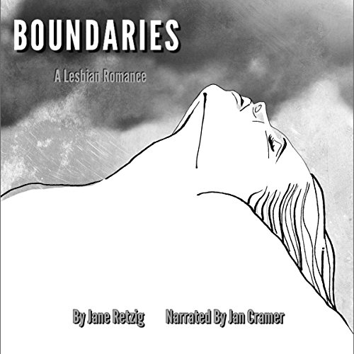 Boundaries: A Lesbian Romance audiobook cover art