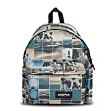 Eastpak Padded Pak'R, Zaino Casual Unisex – Adulto, Multicolore (Sky Filter), 24 liters, Taglia Unica (30 x 18 X 40 cm)
