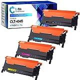 LxTek Reemplazo Compatible para Samsung 404S CLT-P404C CLT-K404S CLT-C404S...