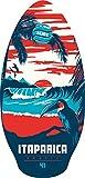 Slidz Skimboard Itaparica Skimboard, rot/blau, 104 cm -
