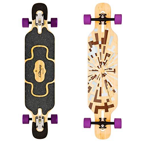 Longboard complet Loaded Tan Tien Flex 3 22,2 x 99,1 cm complet