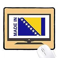 ボスニアヘルツェゴビナの国で作られた マウスパッド・ノンスリップゴムパッドのゲーム事務所