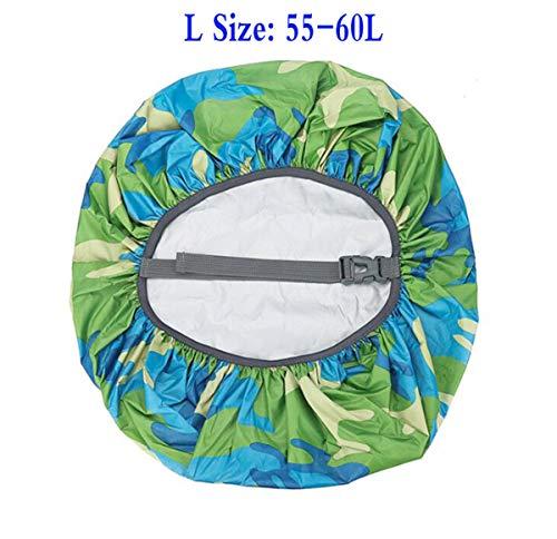 51Q1QZZloyL - Liuer Mochila Cubierta de Lluvia 3PCS Funda Impermeable para Mochila para Excursionismo,Camping,Viajar (Patrón de Camuflaje,S/M/L)