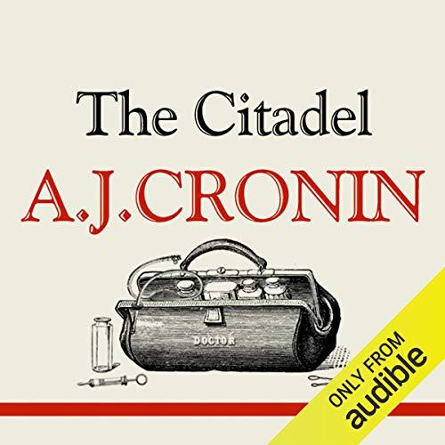 The Citadel audiobook cover art