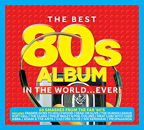 The Best 80's Album In The World... Ever!